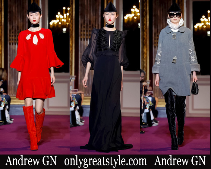 New Arrivals Andrew GN Fall Winter 2018 2019 Women's