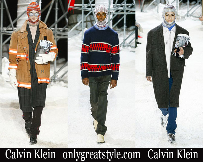 New Arrivals Calvin Klein Fall Winter 2018 2019 Men's
