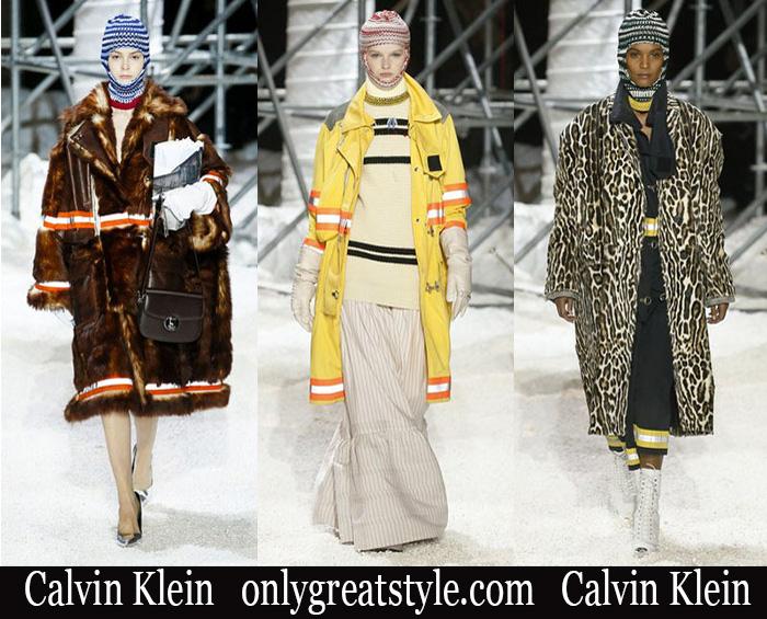 New Arrivals Calvin Klein Fall Winter 2018 2019 Women's