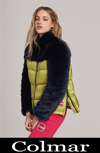 New Arrivals Colmar Down Jackets 2018 2019 Women's 23