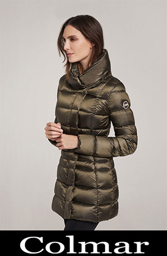 New Arrivals Colmar Down Jackets 2018 2019 Women's 41