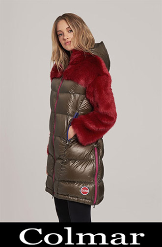 New Arrivals Colmar Down Jackets 2018 2019 Women's 46