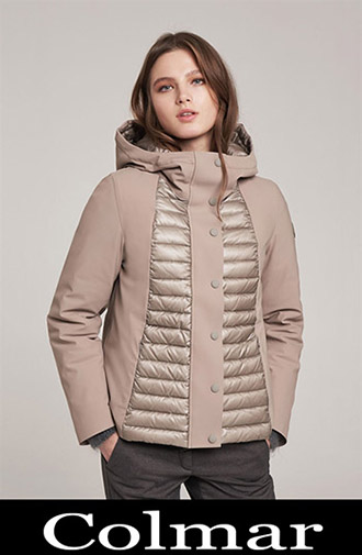 New Arrivals Colmar Down Jackets 2018 2019 Women's 47