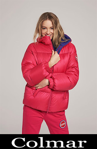 New Arrivals Colmar Down Jackets 2018 2019 Women's 49