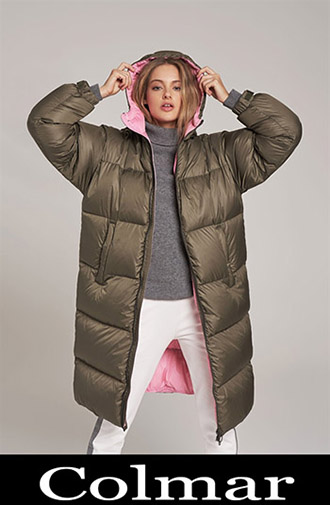 New Arrivals Colmar Down Jackets 2018 2019 Women's 50