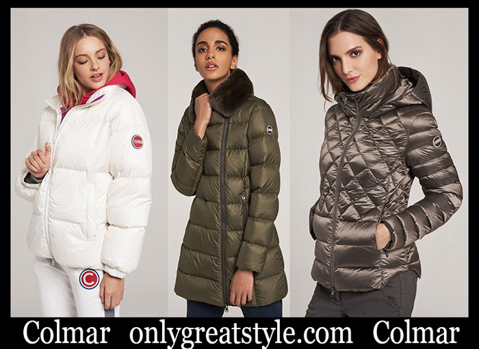 New Arrivals Colmar Fall Winter 2018 2019 Women's