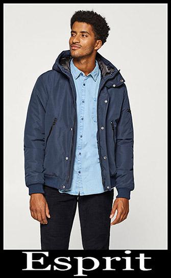 New Arrivals Esprit Down Jackets 2018 2019 Men's 13