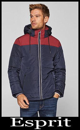 New Arrivals Esprit Down Jackets 2018 2019 Men's 3