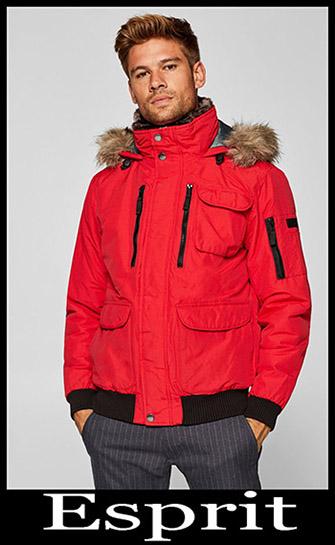 New Arrivals Esprit Down Jackets 2018 2019 Men's 45