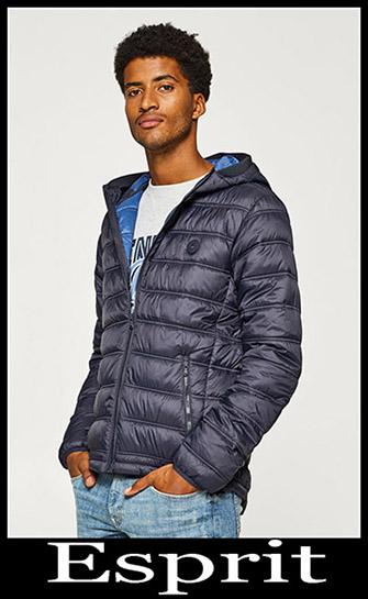New Arrivals Esprit Down Jackets 2018 2019 Men's 52