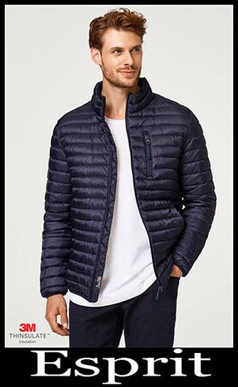 New Arrivals Esprit Down Jackets 2018 2019 Men's 6