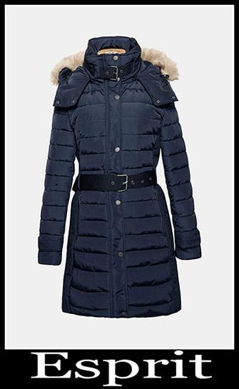 New Arrivals Esprit Down Jackets 2018 2019 Women's 15