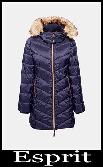 New Arrivals Esprit Down Jackets 2018 2019 Women's 18