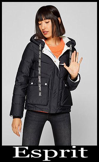 New Arrivals Esprit Down Jackets 2018 2019 Women's 2