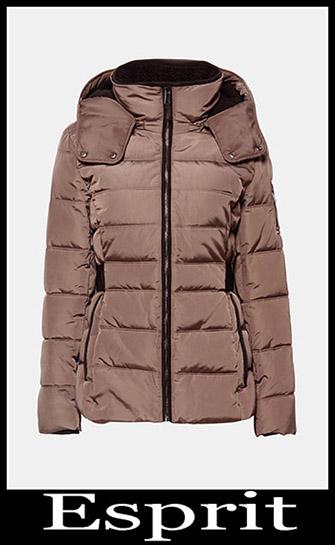 New Arrivals Esprit Down Jackets 2018 2019 Women's 21