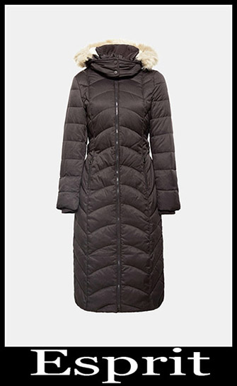 New Arrivals Esprit Down Jackets 2018 2019 Women's 27