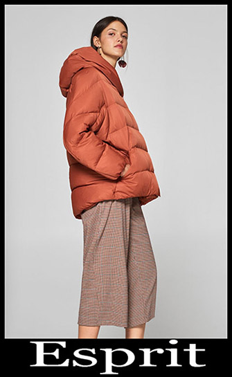 New Arrivals Esprit Down Jackets 2018 2019 Women's 38