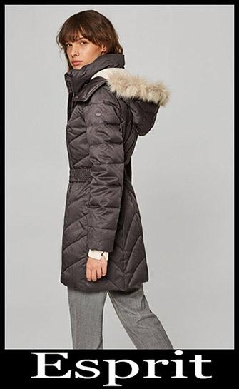 New Arrivals Esprit Down Jackets 2018 2019 Women's 4