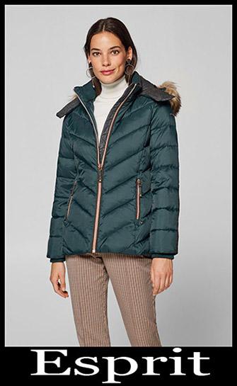 New Arrivals Esprit Down Jackets 2018 2019 Women's 47