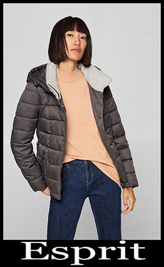 New Arrivals Esprit Down Jackets 2018 2019 Women's 7