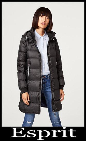 New Arrivals Esprit Down Jackets 2018 2019 Women's 8