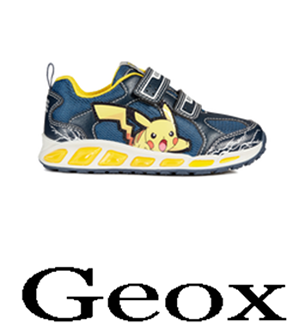New Arrivals Geox Child Shoes 2018 2019 Fall Winter 17