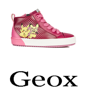 New Arrivals Geox Girl Shoes 2018 2019 Fall Winter 17