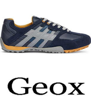 New Arrivals Geox Shoes 2018 2019 Men's Fall Winter 2