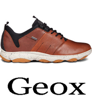 New Arrivals Geox Shoes 2018 2019 Men's Fall Winter 21