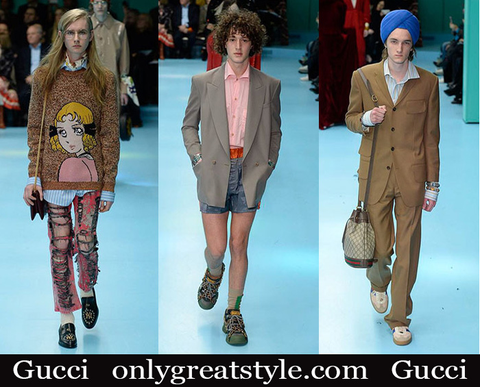 New Arrivals Gucci Fall Winter 2018 2019 Men's