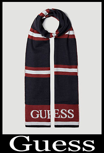 New Arrivals Guess Accessories 2018 2019 Men's Look 1