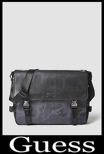 New Arrivals Guess Bags 2018 2019 Men's Fall Winter 19