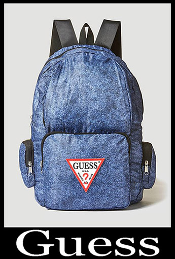New Arrivals Guess Bags 2018 2019 Men's Fall Winter 22