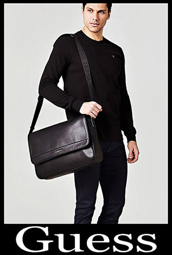 New Arrivals Guess Bags 2018 2019 Men's Fall Winter 23