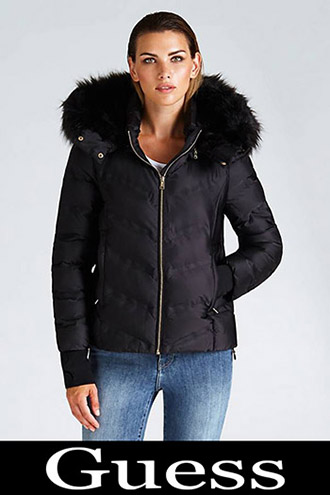 New Arrivals Guess Down Jackets 2018 2019 Women's 10