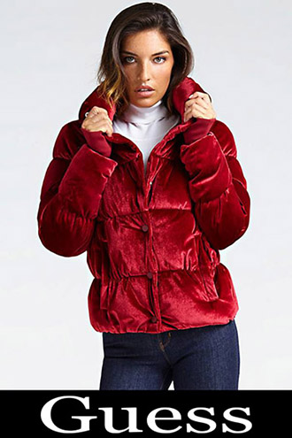 New Arrivals Guess Down Jackets 2018 2019 Women's 11