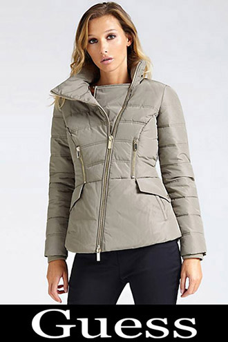 New Arrivals Guess Down Jackets 2018 2019 Women's 27