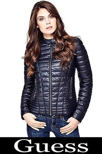 New Arrivals Guess Down Jackets 2018 2019 Women's 31