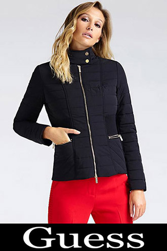 New Arrivals Guess Down Jackets 2018 2019 Women's 36