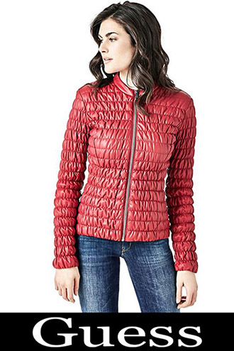 New Arrivals Guess Down Jackets 2018 2019 Women's 43