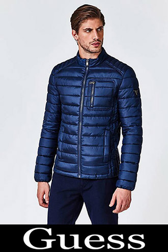 New Arrivals Guess Jackets 2018 2019 Men's Fall Winter 31
