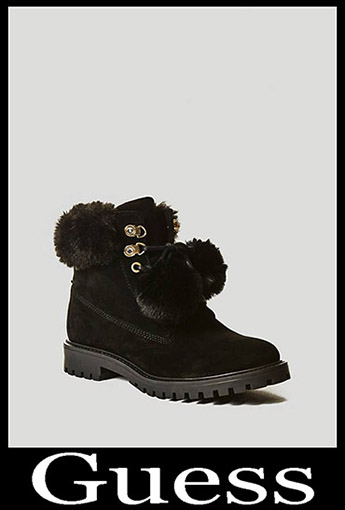 New Arrivals Guess Shoes 2018 2019 Women's Fall Winter 22