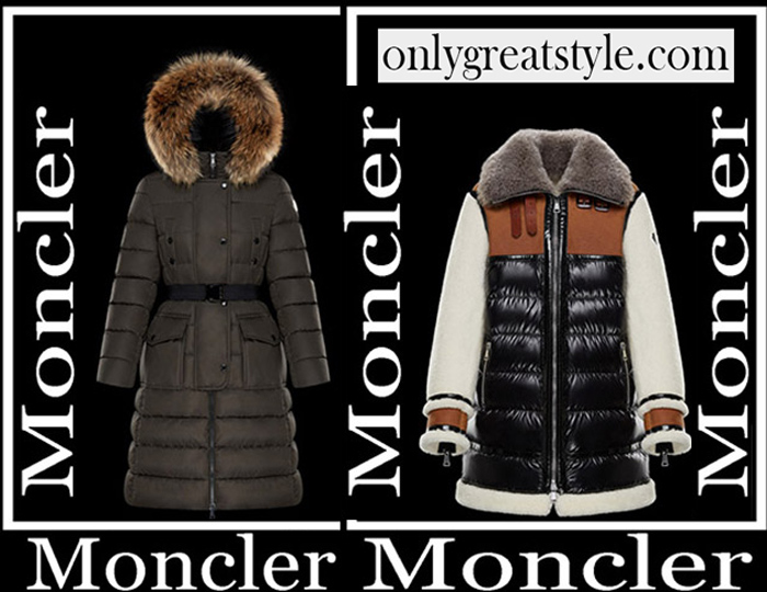 New Arrivals Moncler Fall Winter 2018 2019 Women's