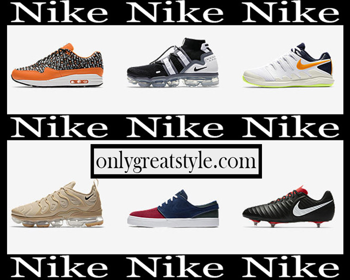 New Arrivals Nike Fall Winter 2018 2019 Men's