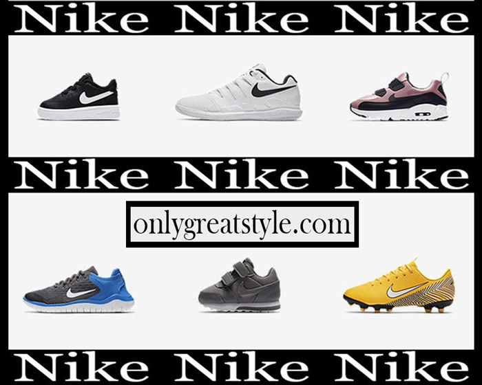 New Arrivals Nike Fall Winter 2018 2019