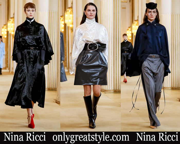 New Arrivals Nina Ricci Fall Winter 2018 2019 Women's