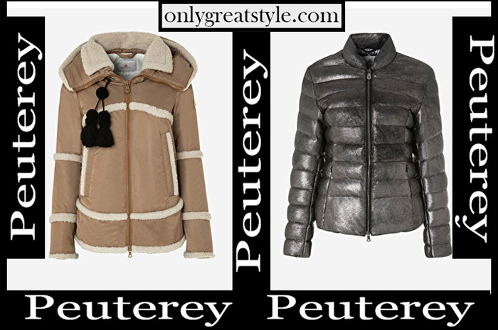 New Arrivals Peuterey Fall Winter 2018 2019 Women's