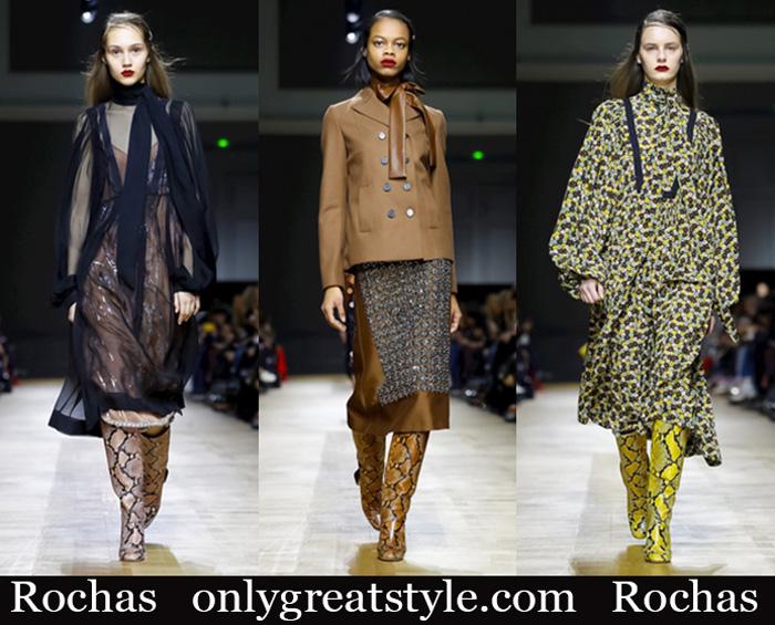 Rochas Dresses 2018