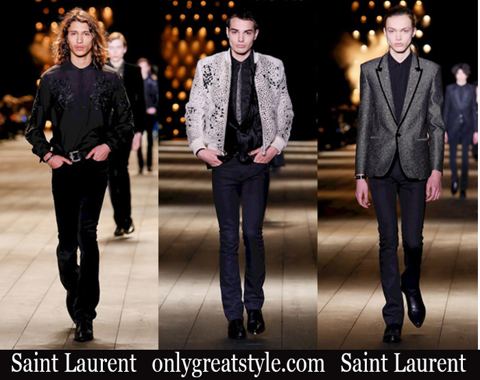 New Arrivals Saint Laurent Fall Winter 2018 2019 Men's