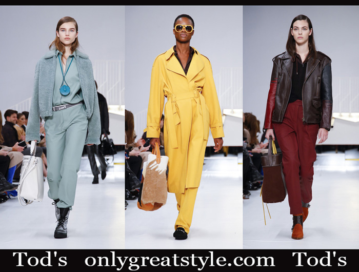 New Arrivals Tod's Fall Winter 2018 2019 Women's